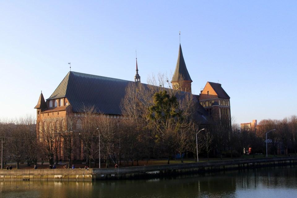 Church of the Holy Family Kaliningrad