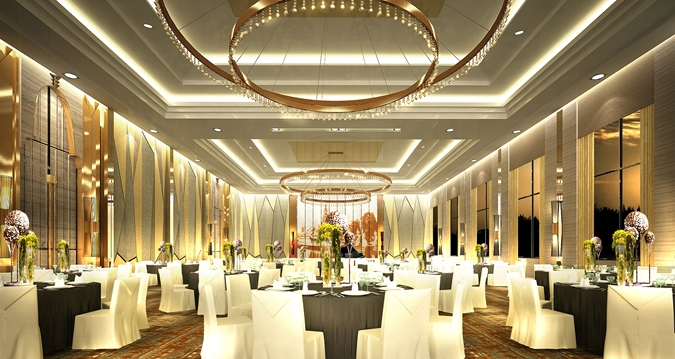 Huge meeting facilities (Image Source: Hilton Nay Pyi Taw / hilton.com)