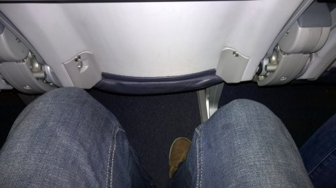 Seat Pitch 2