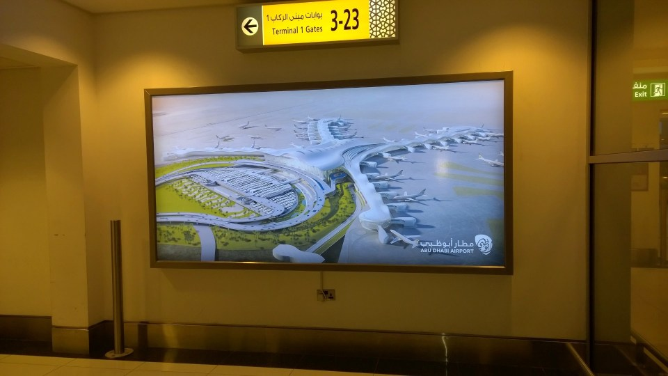 The bright future of Abu Dhabi International Airport