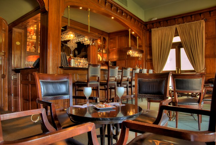The Piano Bar at the Country Club Lima Hotel (Image Source: The Leading Hotels of the World / lhw.com)