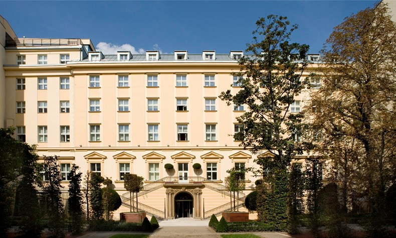 Exterior of The Mark (Image Source: The Leading Hotels of the World / lhw.com)