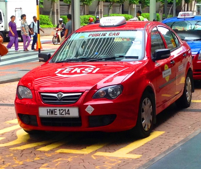 Taxi drivers in KL are mostly reliable (Image Source: Wikipedia / wikipedia.org)