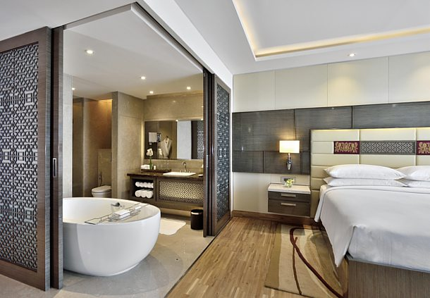 New standards: Luxury and modernity at the new JW Marriott in Mumbai