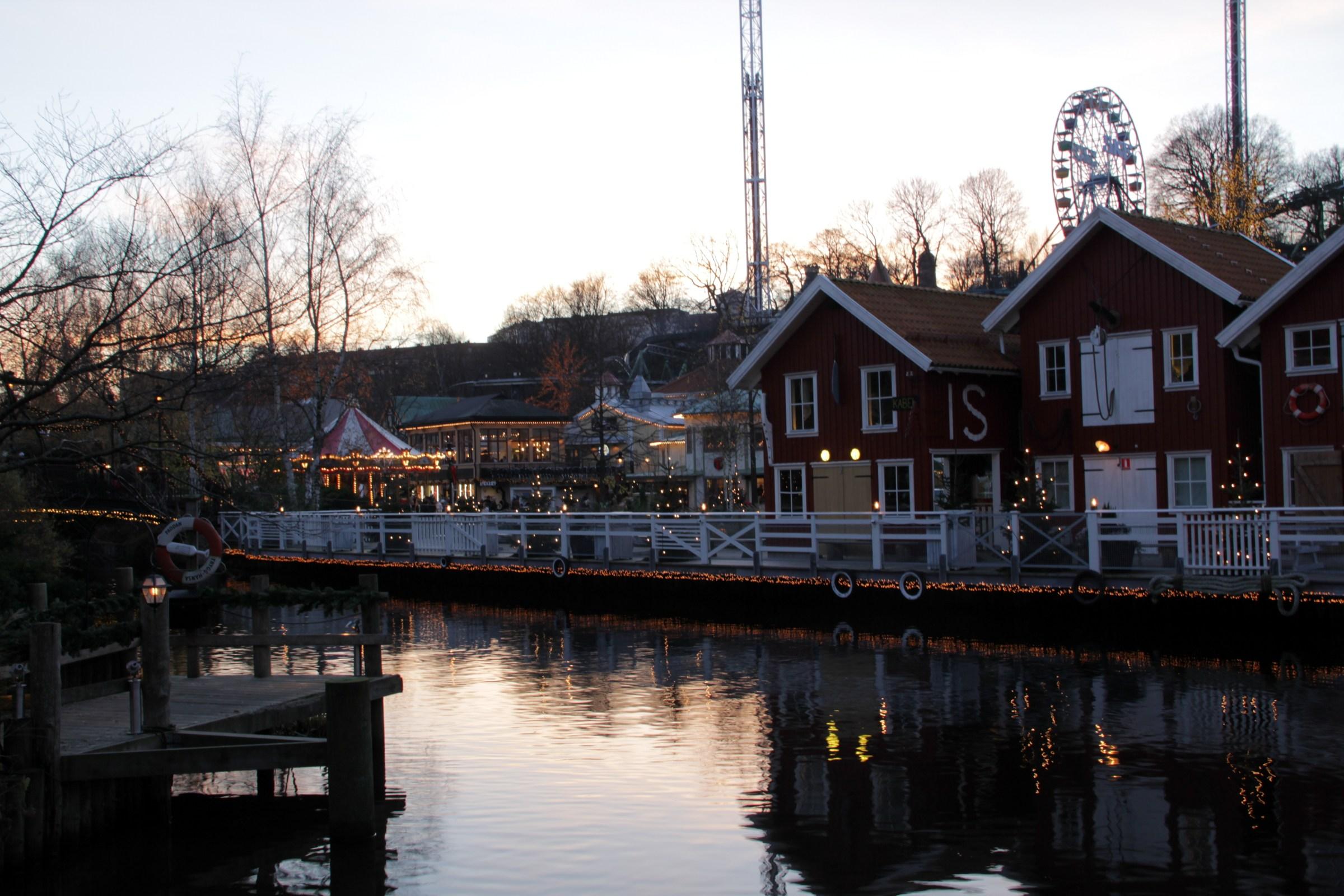 Liseberg Gothenburg