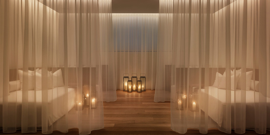 Privacy and luxury for a hefty price at The Miami Beach Edition (Image Source: The Miami Beach Edition / editionhotels.com)