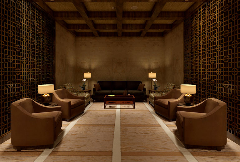 Spa (Image Source: The Castle Hotel Dalian / starwoodhotels.com)