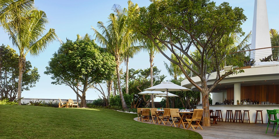 Private Gardens are something really unique at Miami Beach (Image Source: The Miami Beach Edition / editionhotels.com)