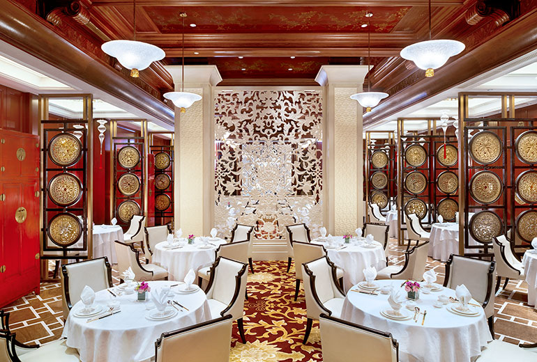 Zhenbao Restaurant (Image Source: The Castle Hotel Dalian / starwoodhotels.com)