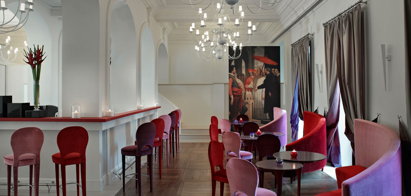 Nectar Bar (Image Source: Gran Meliá Rome / melia.com)
