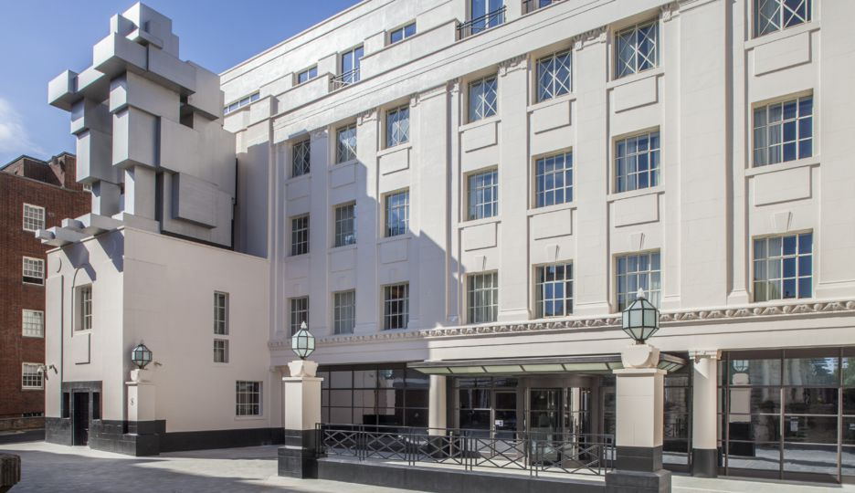 Exterior (Image Source: The Beaumont London / thebeaumont.com)