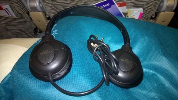 Comfortable and good headphones