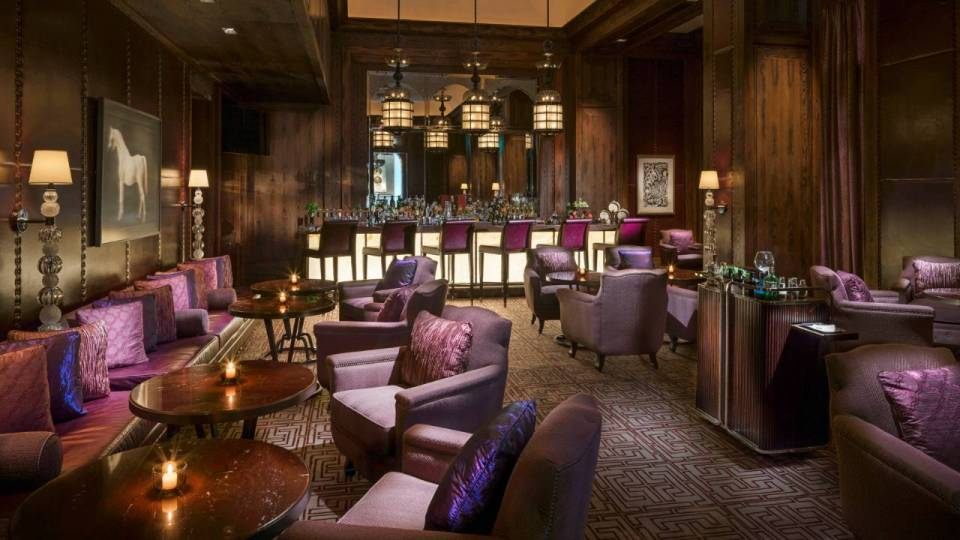 Hendricks Bar (Image Source: Four Seasons Dubai / fourseasons.com)