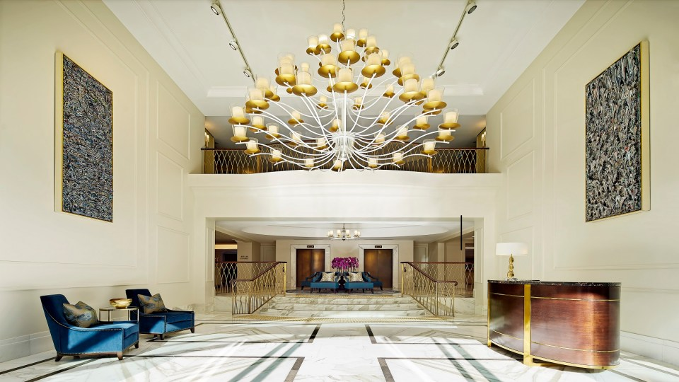 Lobby (Image Source: The Langham Sydney / langhamhotels.com)