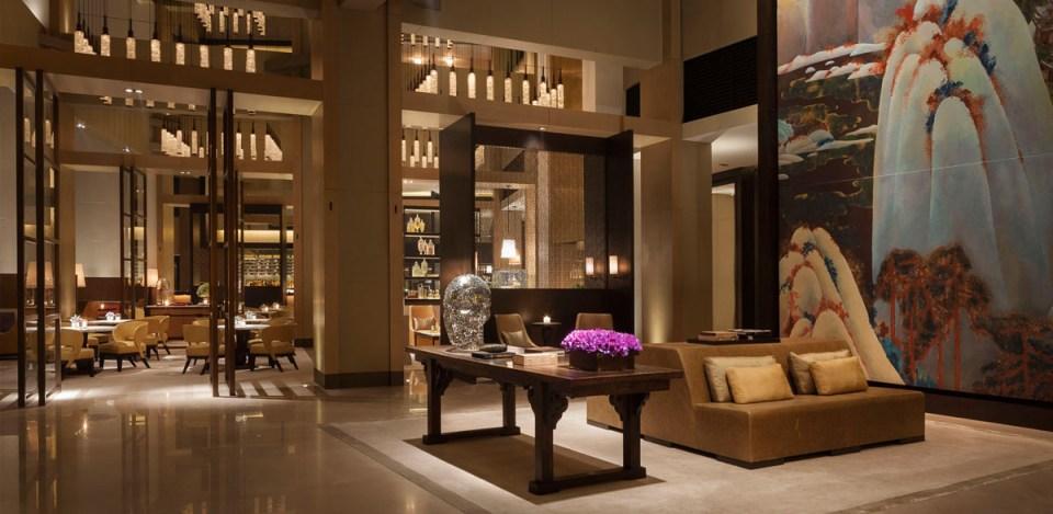 Lobby (Image Source: Rosewood Beijing / rosewoodhotels.com)