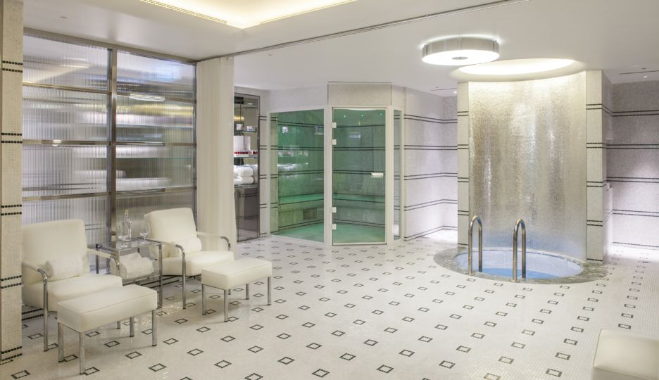 Spa (Image Source: The Beaumont London / thebeaumont.com)