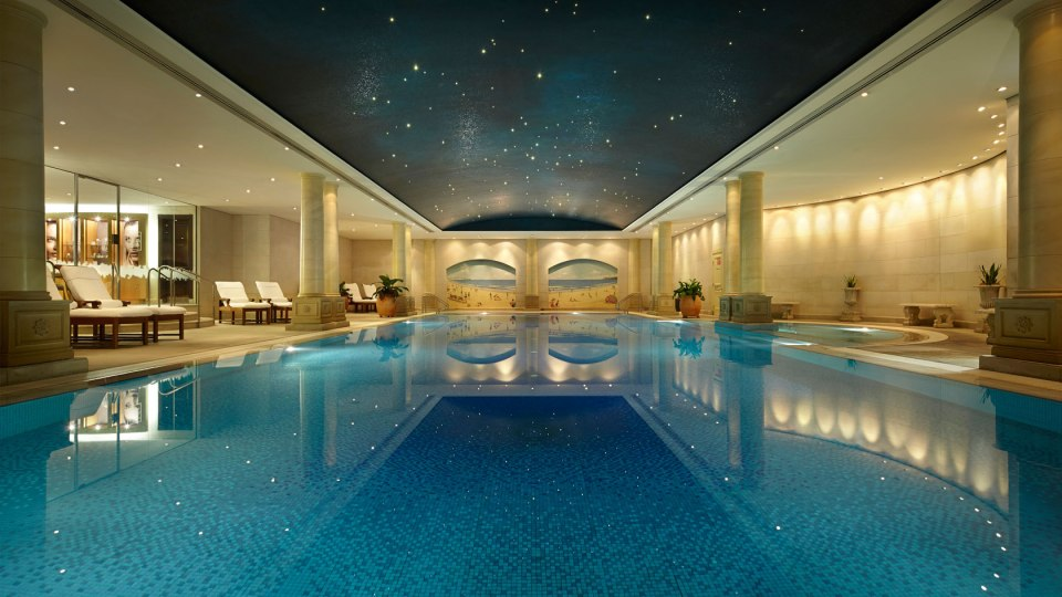 Heated Indoor Pool (Image Source: The Langham Sydney / langhamhotels.com)