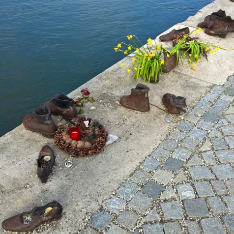 Shoes on the Danube Bank Budapest