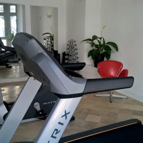 Dormero Hotel Berlin Ku'damm Gym