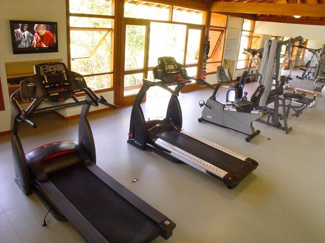 Ponta dos Ganchos Resort Gym