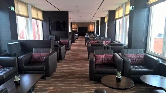 Hilton Vienna Danube Waterfront Executive Lounge