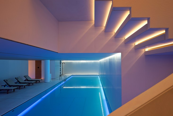 Conservatorium Hotel Amsterdam Spa