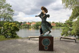 Stockholm Djurgaden