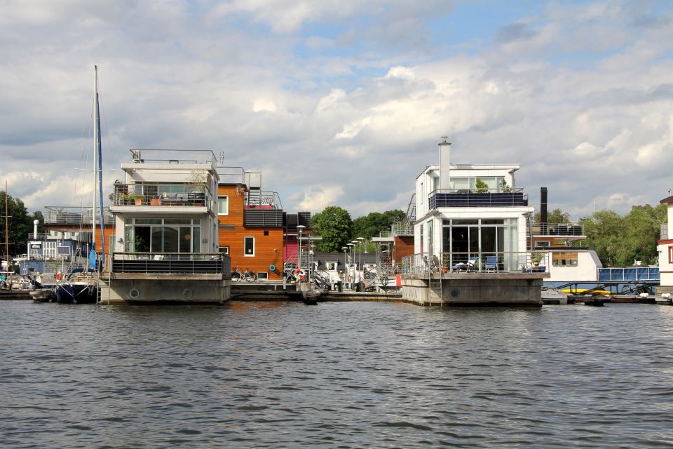 Stockholm Floating Houses