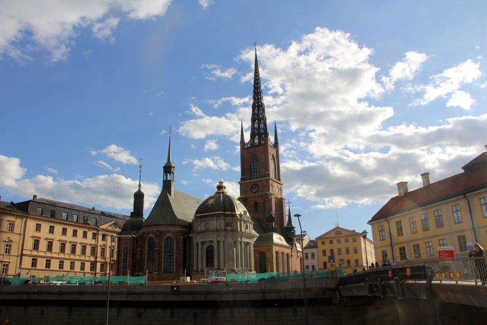 Stockholm Riddarholmskyrkan