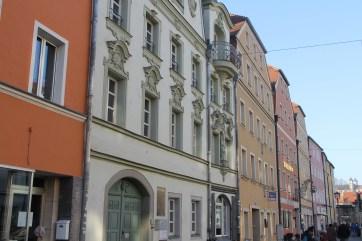 Medieval town of Regensburg