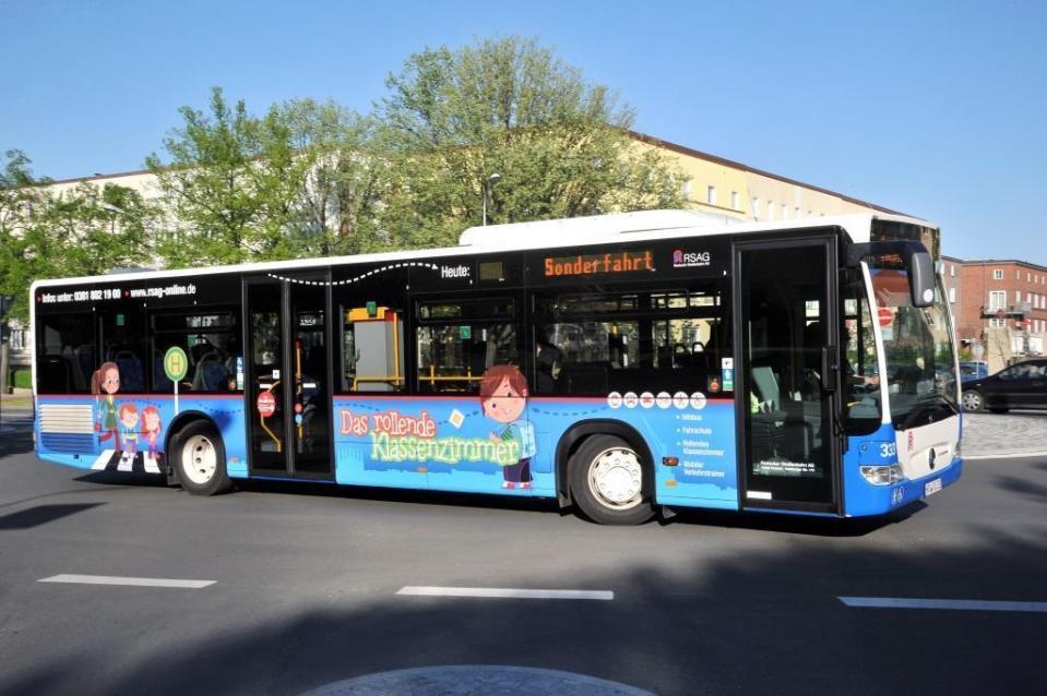 Bus Rostock