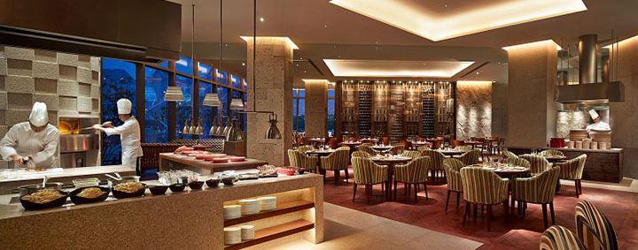 Shangri-La Tianjin Café Yun