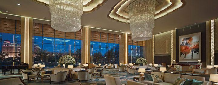 Shangri-La Tianjin Lobby Lounge