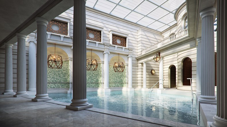 The Gainsborough Bath Pool