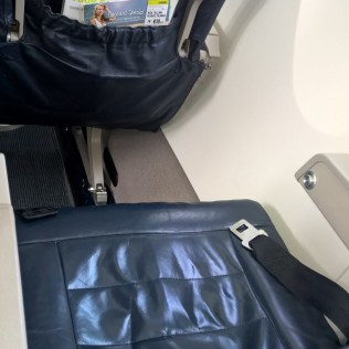 Air Baltic Seating