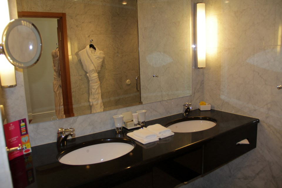 Grand Hotel Stockholm Bathroom