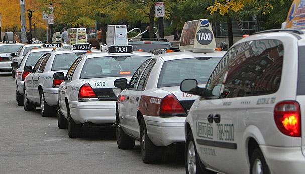 Taxis Boston