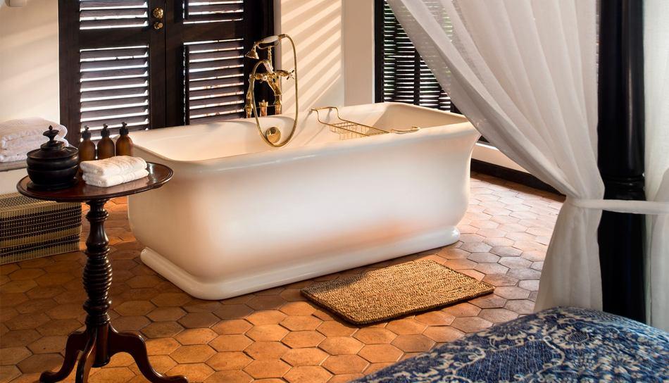 Bathroom (Image Source: &Beyond Benguerra Island / andbeyond.com)