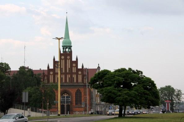church in szczecin