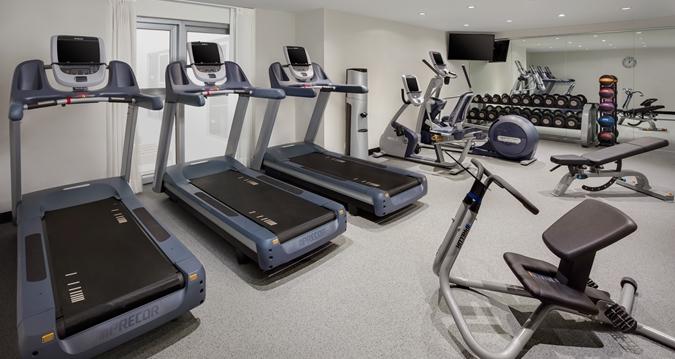 Hilton Cabana Miami Beach Gym