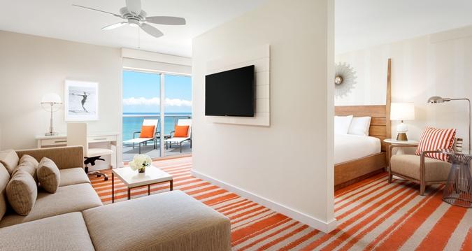 Hilton Cabana Miami Beach Junior Suite