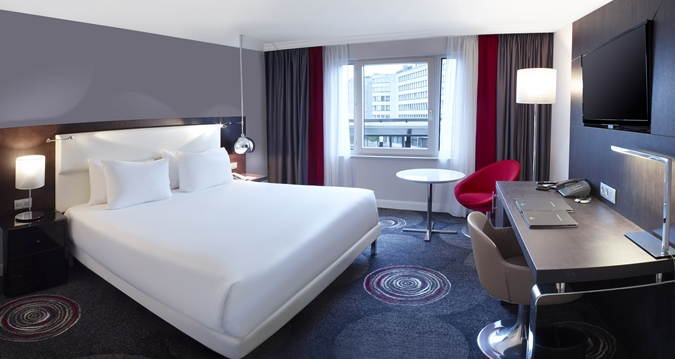 Hilton Brussels Grand Place King Room