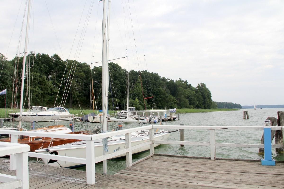 Lake Scharmützel