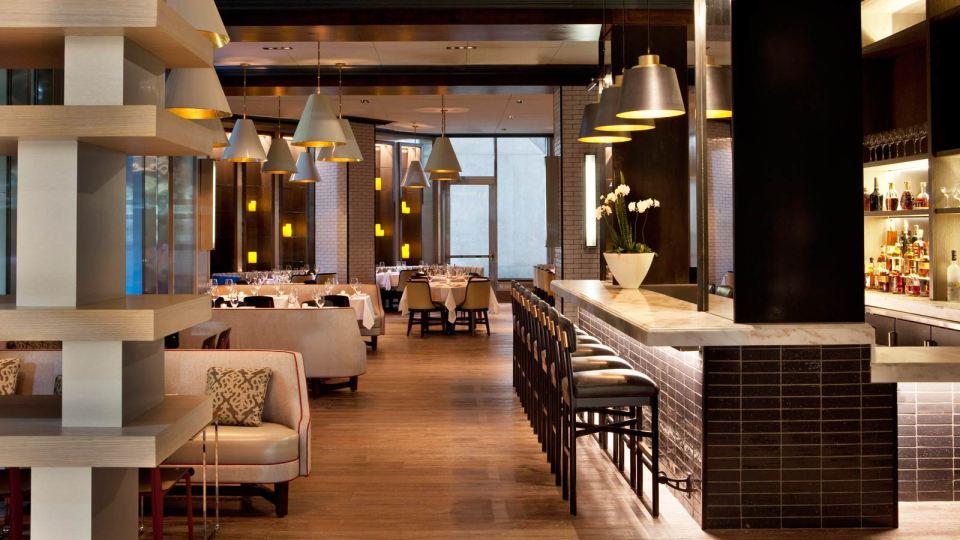 Le Méridien New Orleans LMNO Restaurant