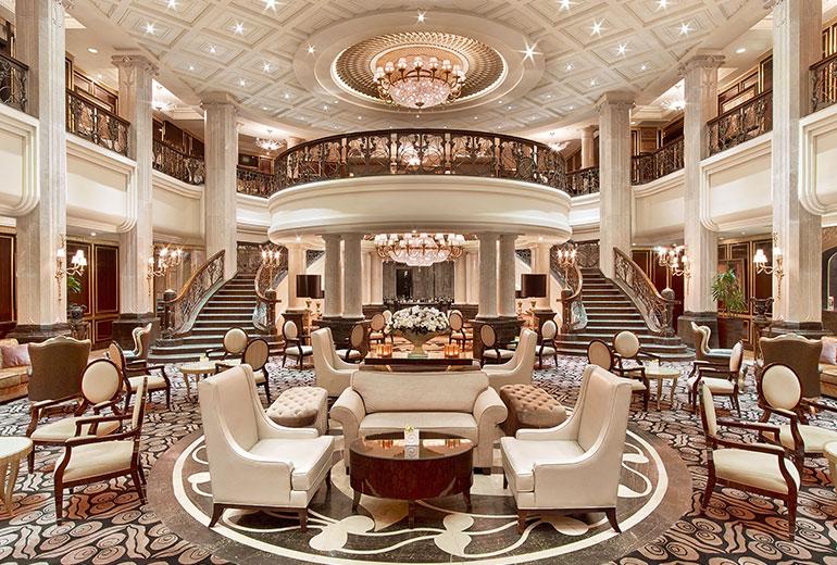 The St. Regis Moscow Lobby Bar