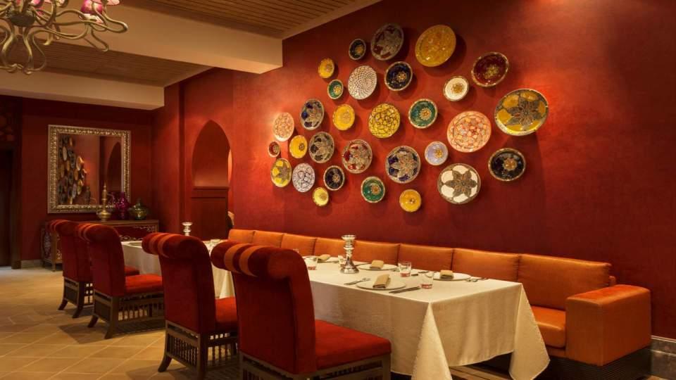 Mejhana Restaurant (Image Source: Ajman Saray / ajmansaray.com)