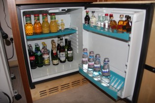 Royal Square Hotel Riga Minibar