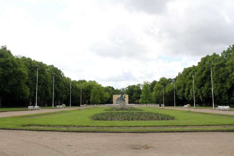 Park in Poznan