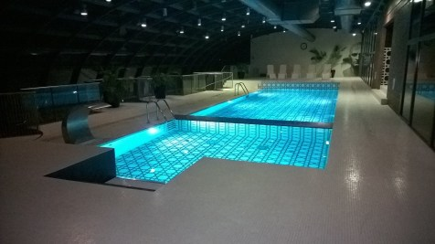 City Park Hotel Poznan Pool