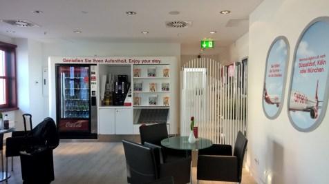 Exclusive Waiting Area Berlin Terminal C